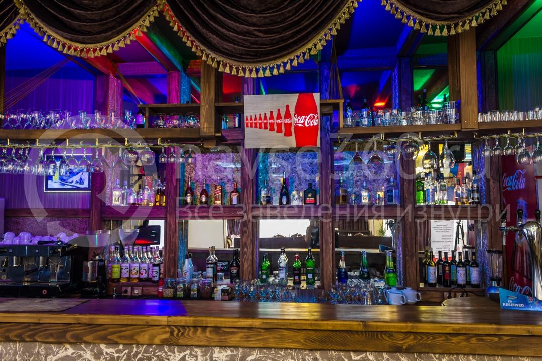 Бар гостиницы Ani в Сочи