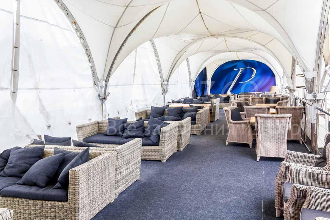 Клуб-ресторан Облака в Сочи 7