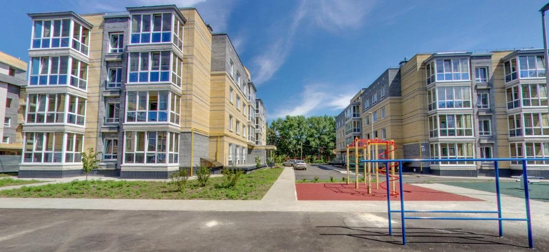 Березовая роща, жилой комплекс