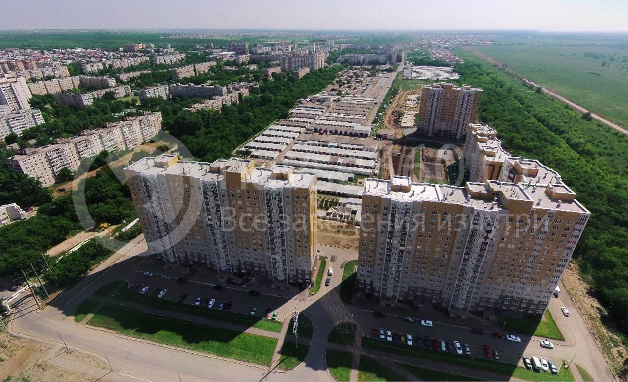 Жилой комплекс Оренбуржье