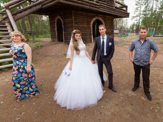 Свадьба Ксении и Александра