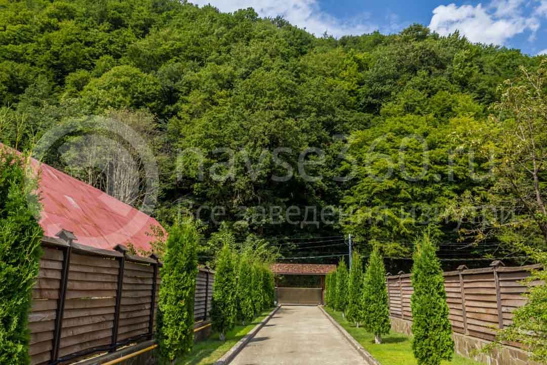 Гостиница на Красной поляне - Хомутовской дворик 3