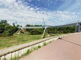 Пешеходный мост через реку Челнинка