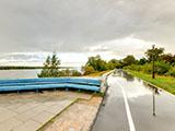 Набережная реки Волги