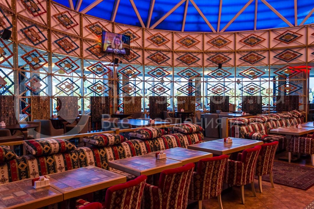 Ресторан Торне, чайхана Сочи 3