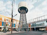Рашпильная башня инженера Шухова