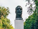 Бюст И. М. Поддубного