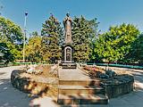 Памятник Святителю Николаю Чудотворцу