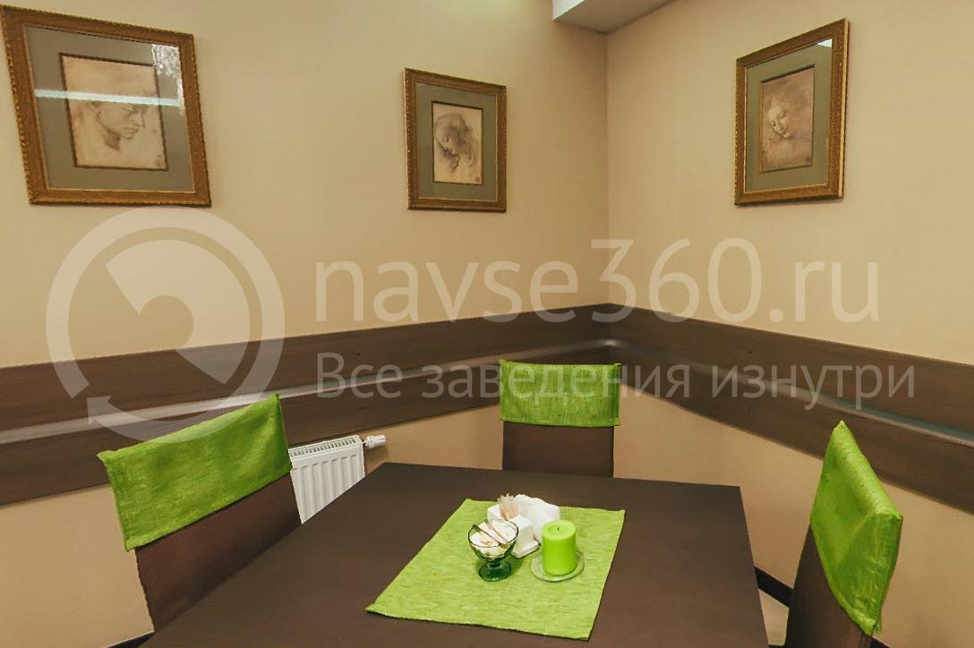 Отель Парк Хаус Дивноморское, кафе
