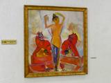 Музей имени М.В. Нестерова, выставка Образ востока, зал 2