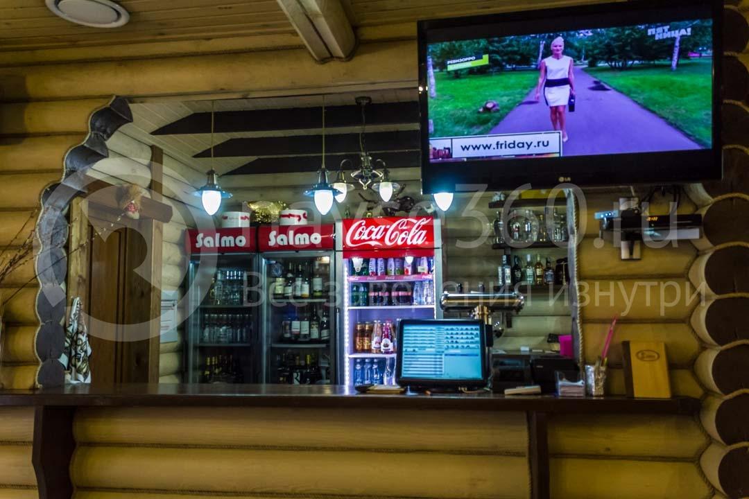 Кафе Salmo в Сочи, Красная поляна