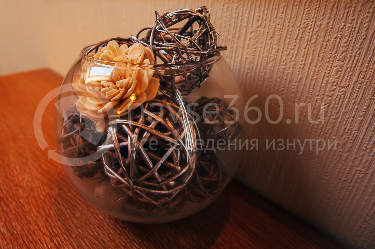 Гостиница Вершина, Краснодар, Гуамка, ваза