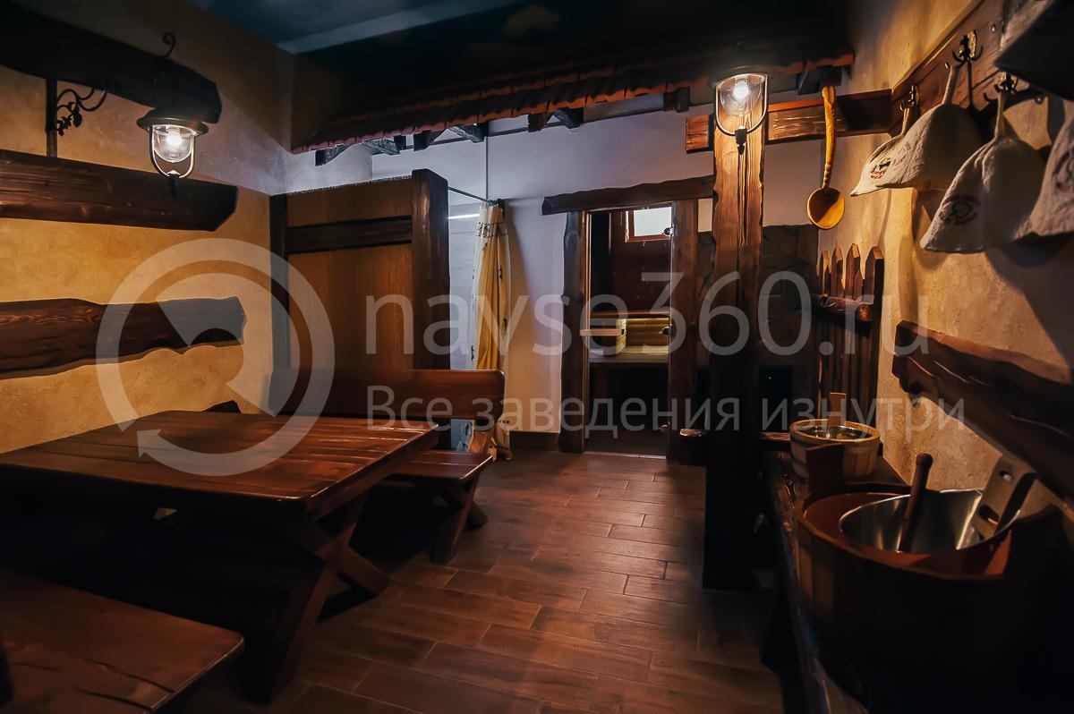 Отель Куршевель, Гуамка, Краснодар, баня 3