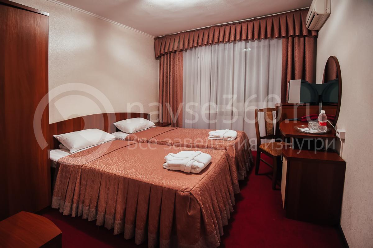 Отель Гуамка, Краснодар, твин