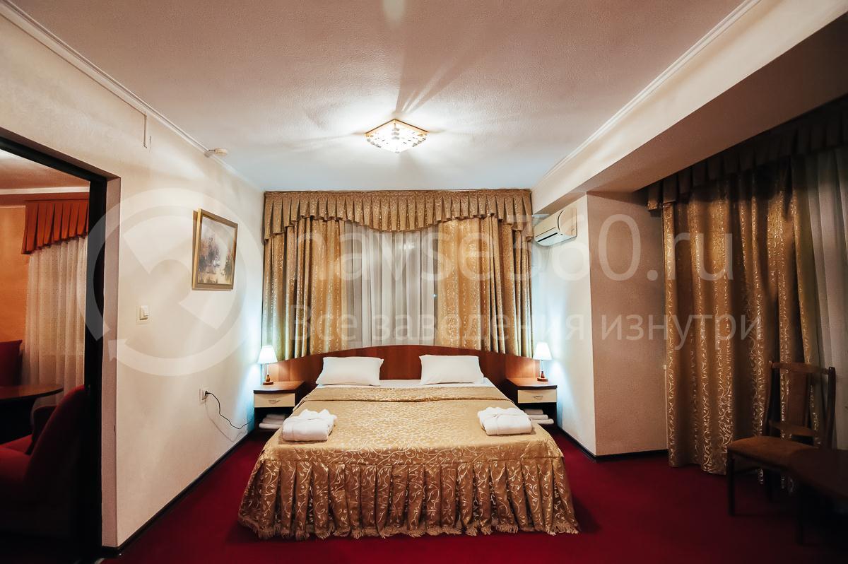 Отель Гуамка, Краснодар, люкс 3