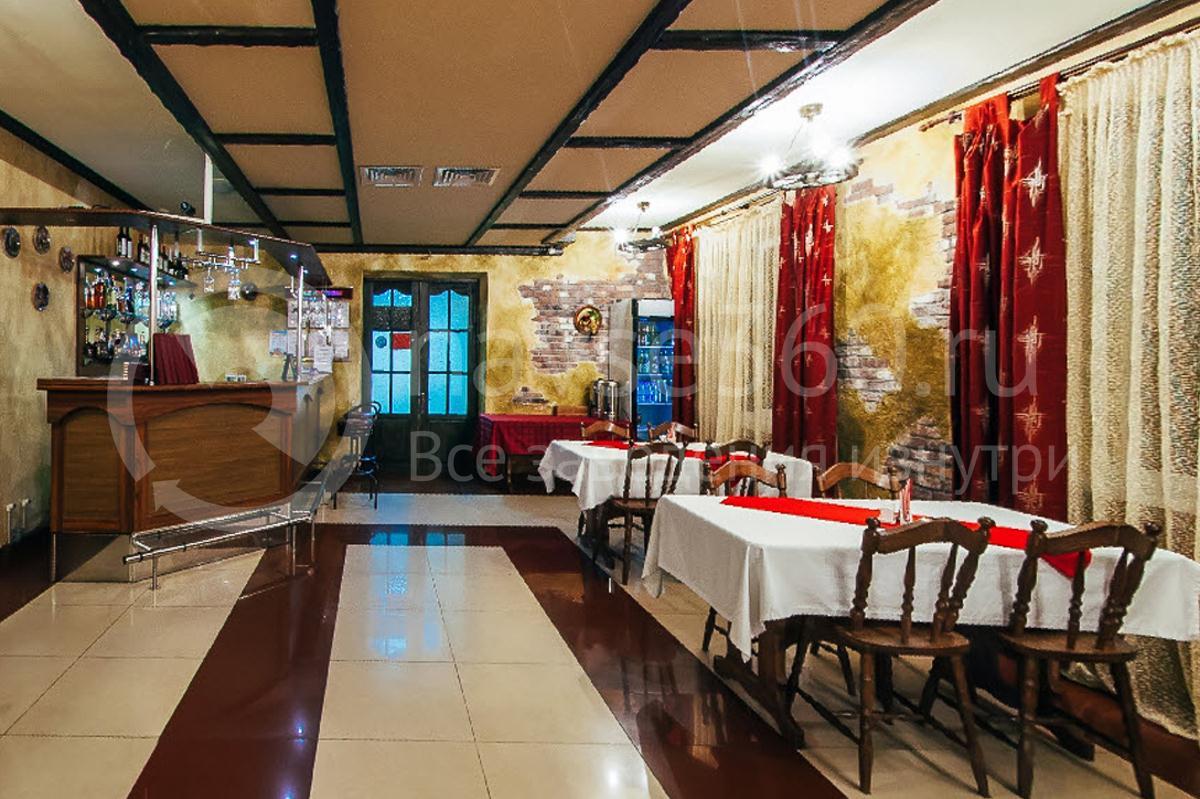 Отель Гуамка, Краснодар, кафе