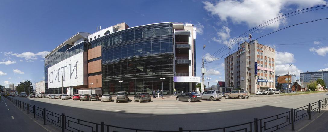 СИТИ, центр дизайна