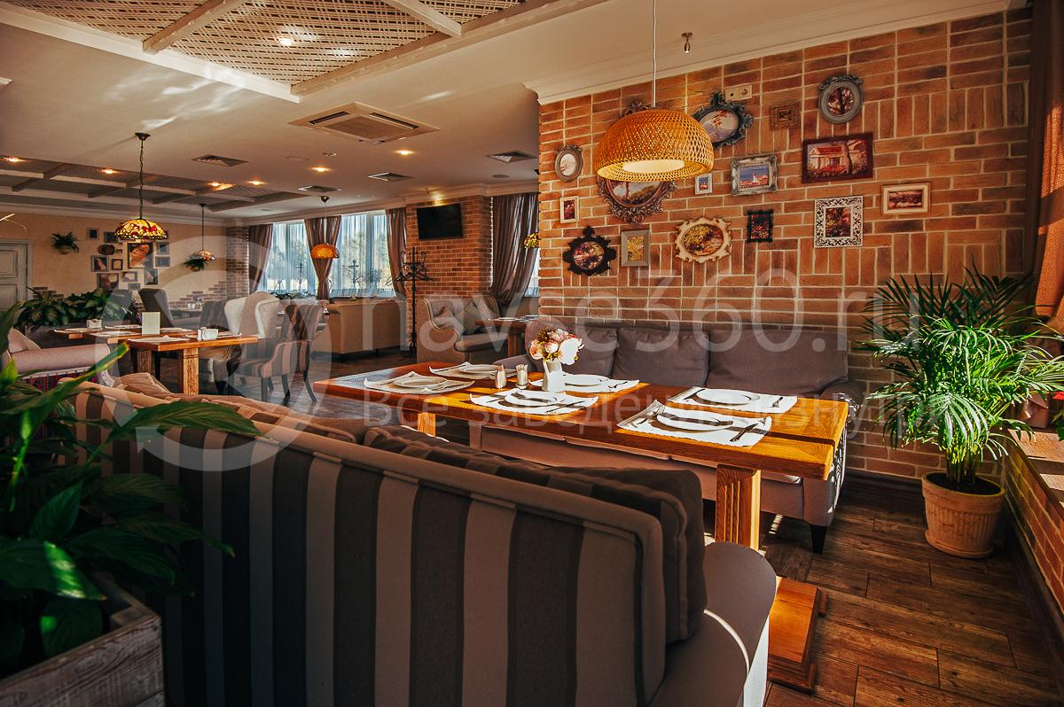 Ресторан La Веранда, ТЦ AVM Краснодар, итальянская кухня