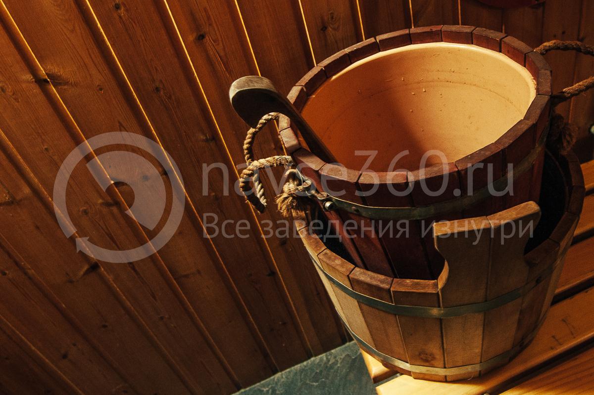 Гостевой дом Эко Дом, Гуамка, баня 3