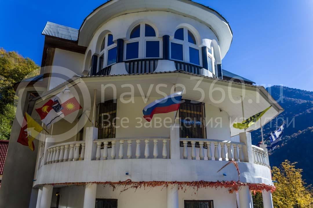 Гостиница  Дом Исаков в Сочи