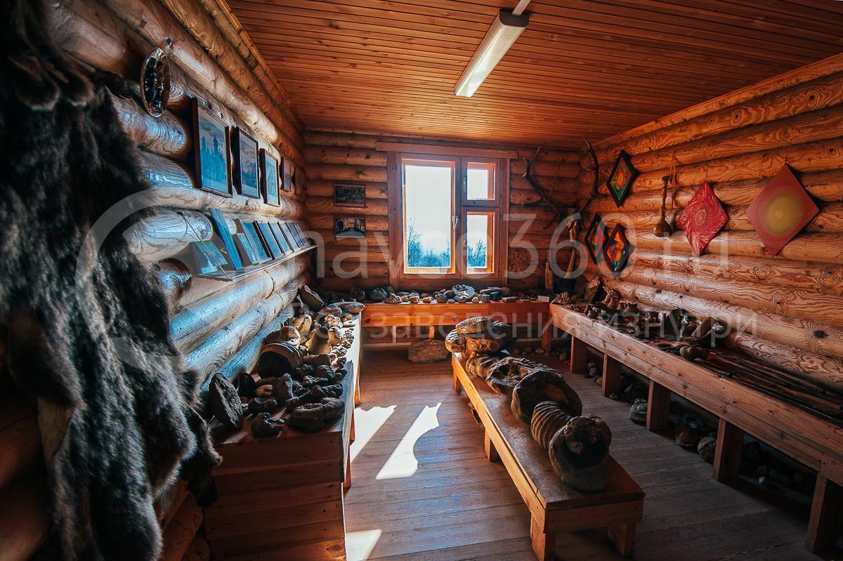 Турбаза Горная Кубань Мезмай, музей 5