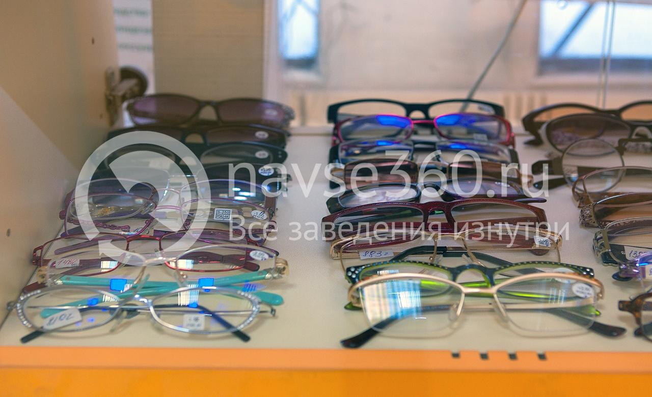 оптика очки на заказ павшино красногорск