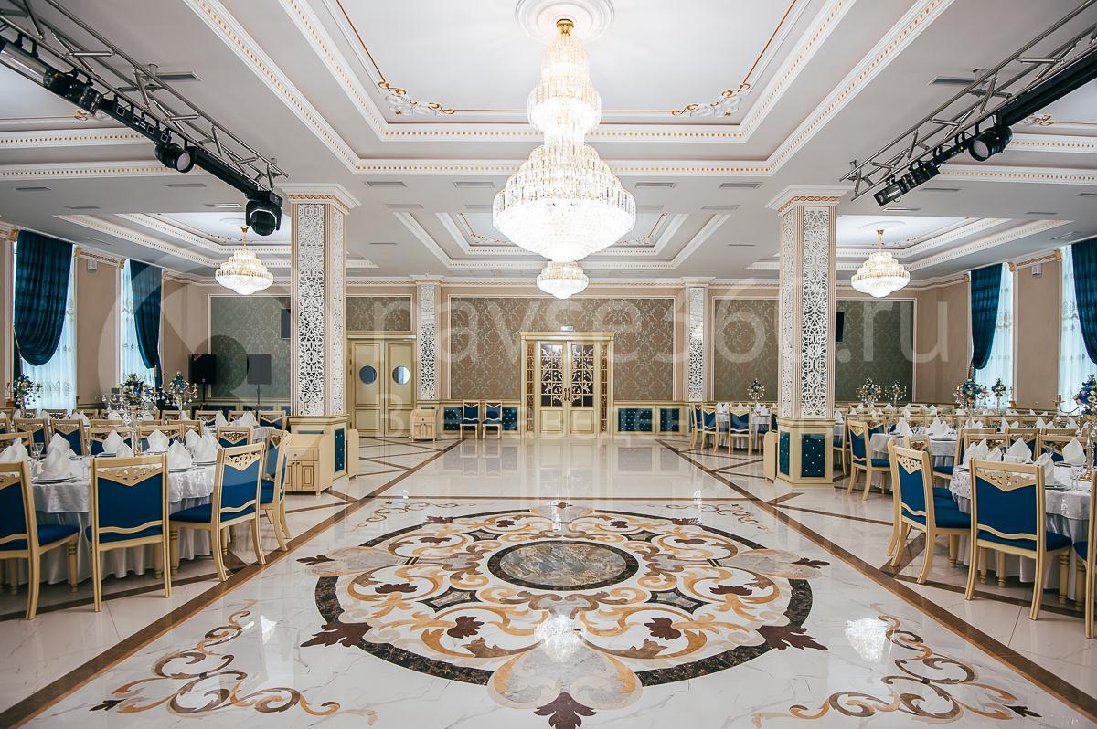 Ресторан, Банкетный зал, Опера палас, Краснодар, зал на 250 человек 1