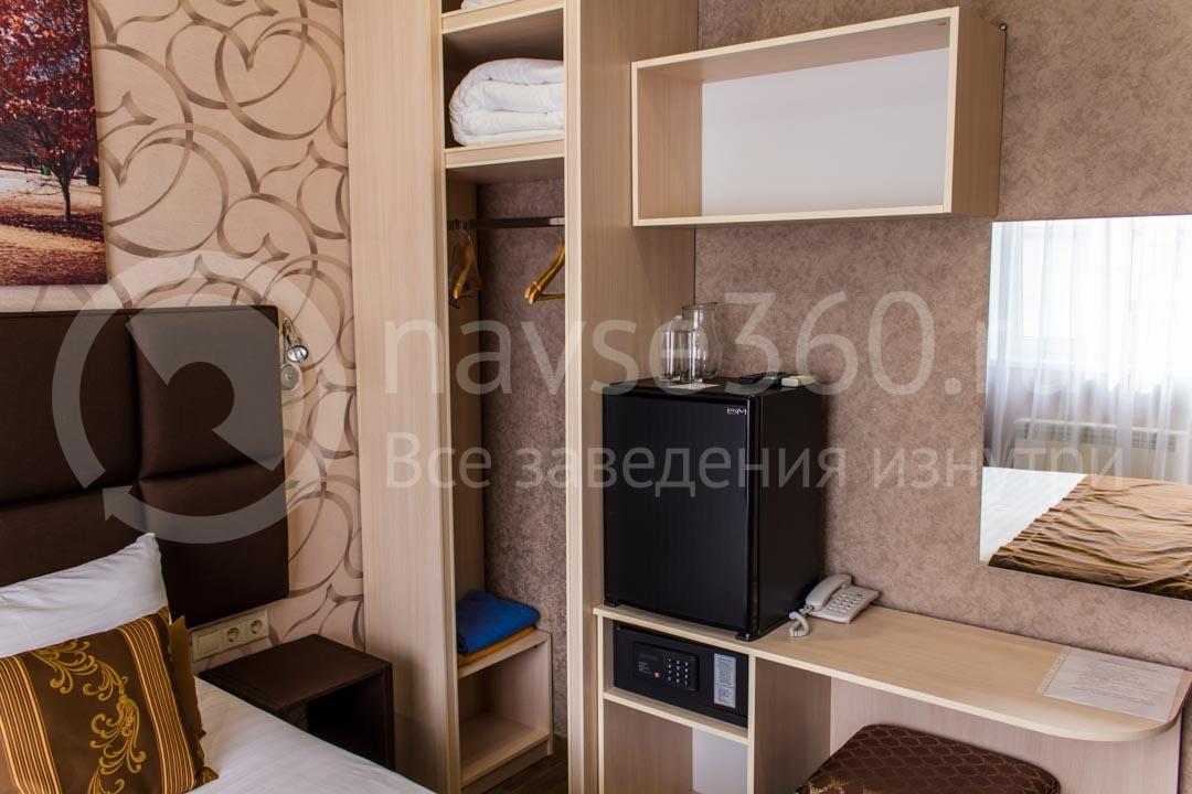 Номер гостиницы Zara в Сочи