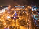 Площадь и сквер имени Кирова