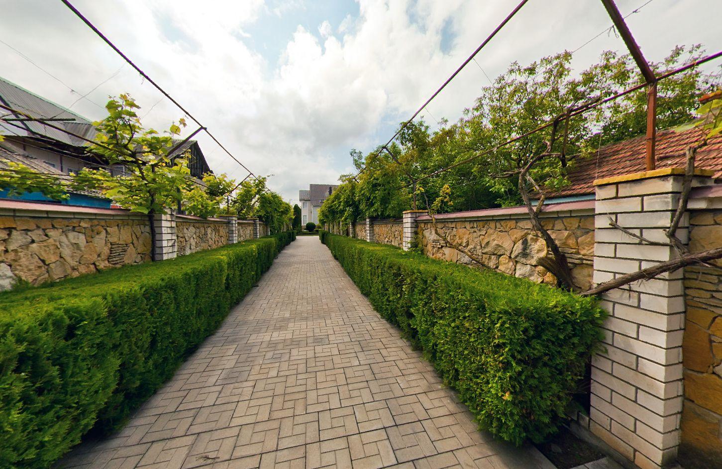 Купить дом в Анапе - аллея