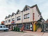 Грант, отель