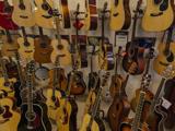 Мансарда, музыкальный магазин