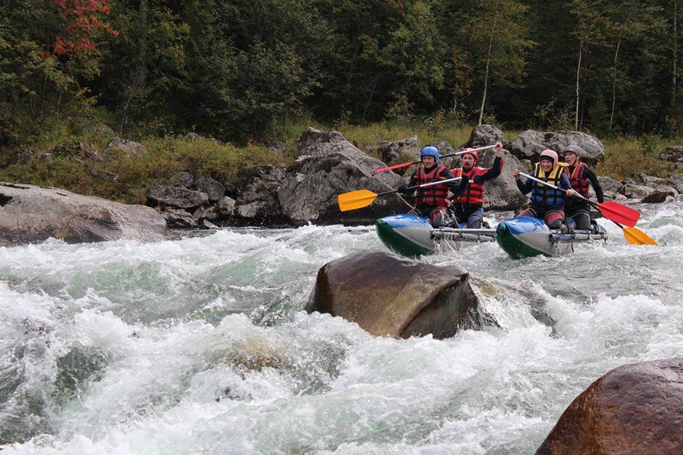 сплавы по рекам Иркутск