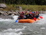 Сплавы по горным рекам