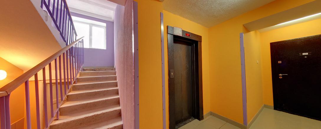 """Продажа 1-но комнатной квартиры в ЖК """"Загорье"""", общей площадью 45,13 м2"""