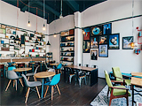 Библиотека Кофе, кофейня