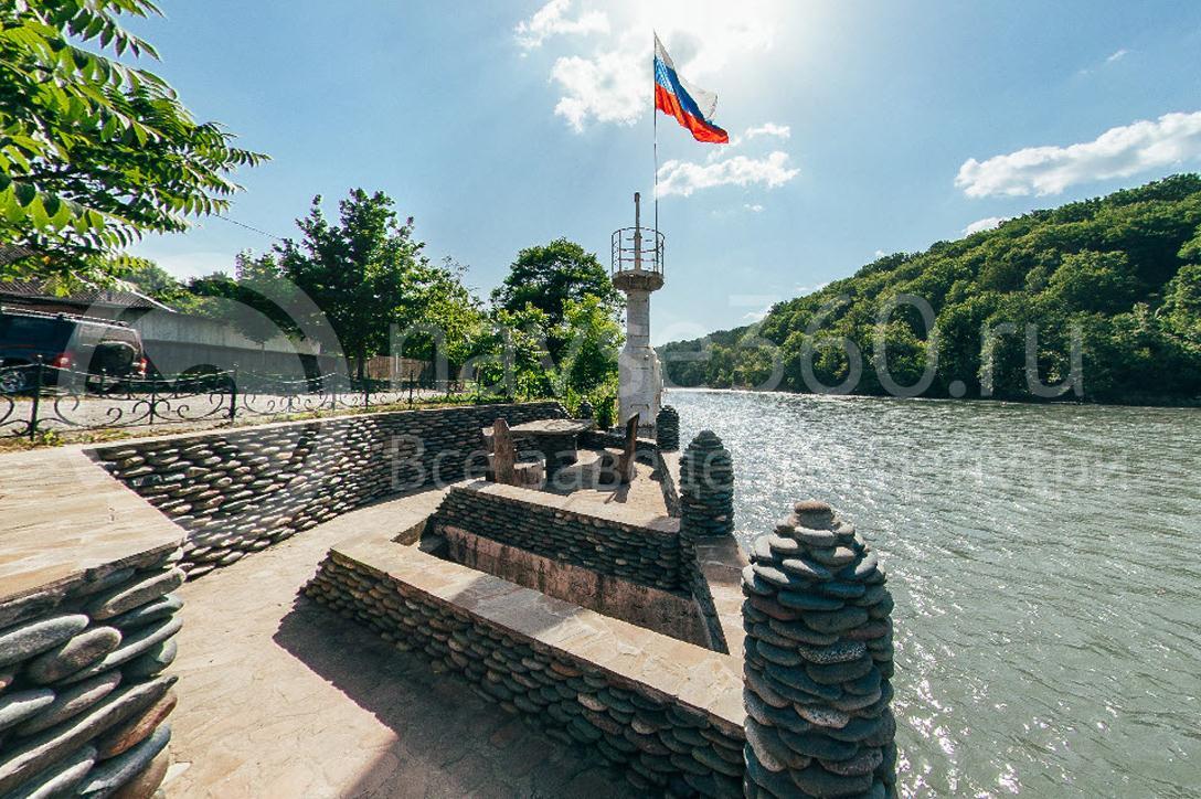 база отдыха маяк краснодар даховская 04