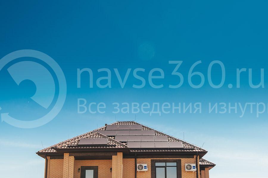 Умная энергия солнечные батареи краснодар 04