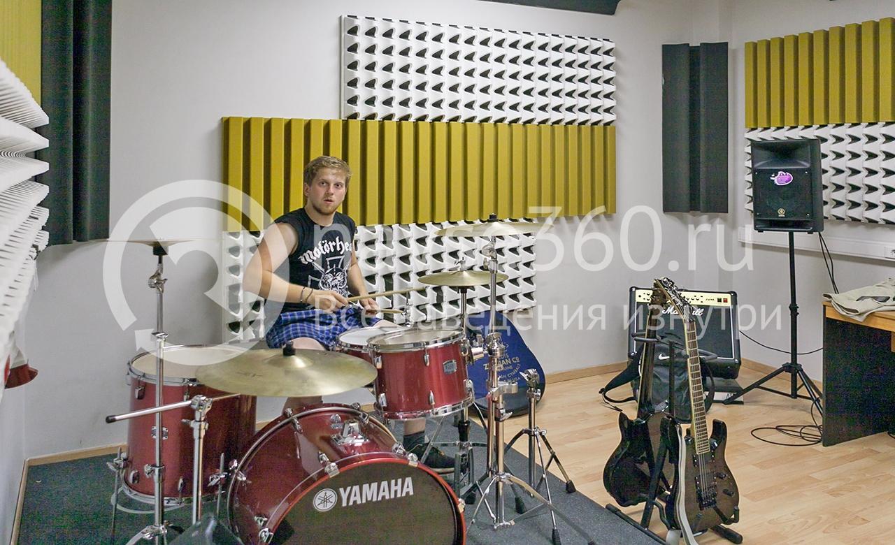 музыкальная студия в молодежном центре