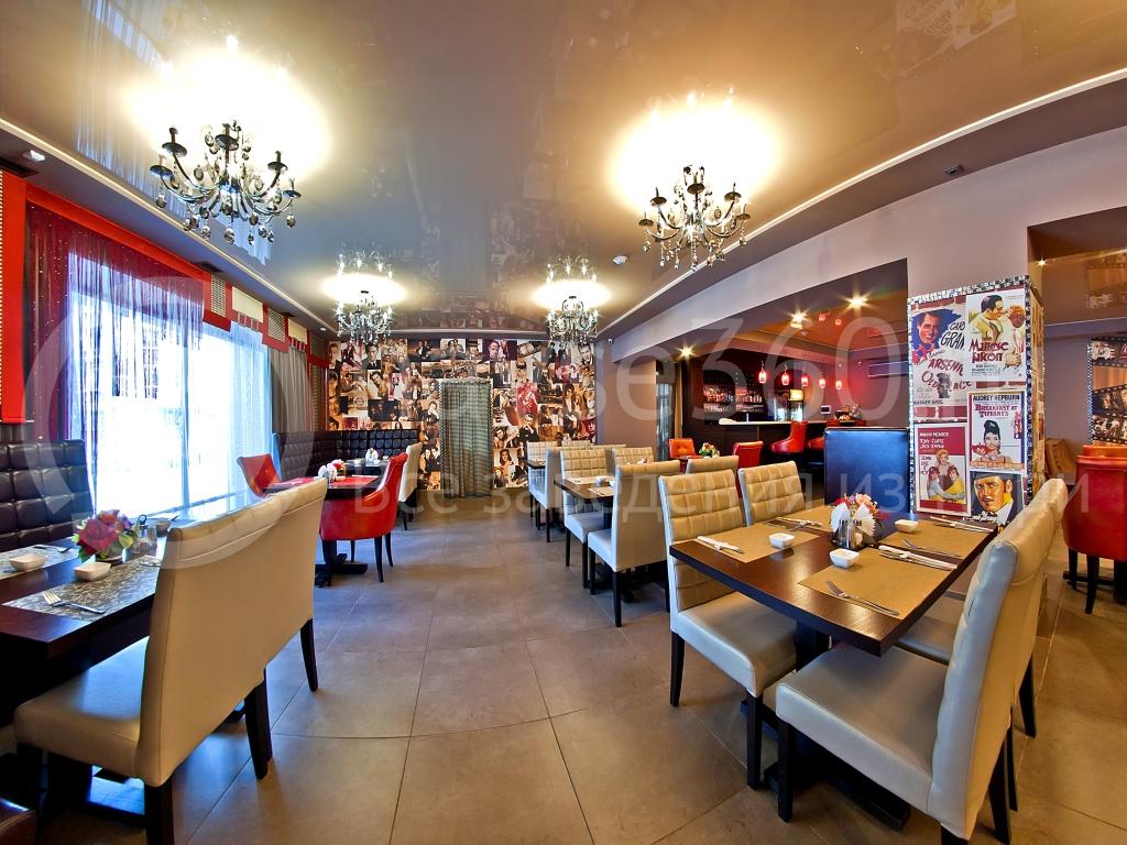 ресторан в кино основной зал