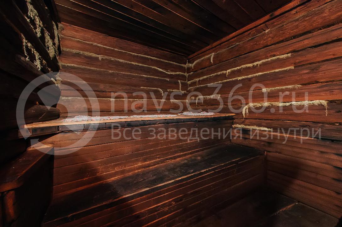 отель домик в деревне даховская краснодар 01