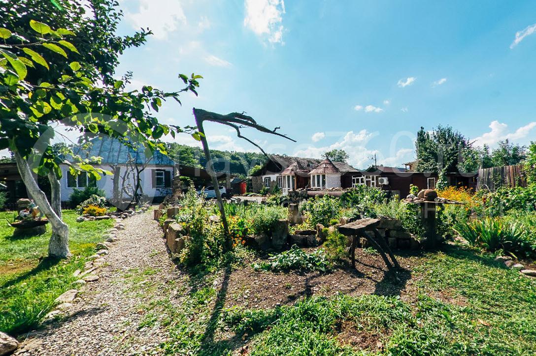 отель домик в деревне даховская краснодар 05