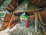 Домик в деревне Даховская