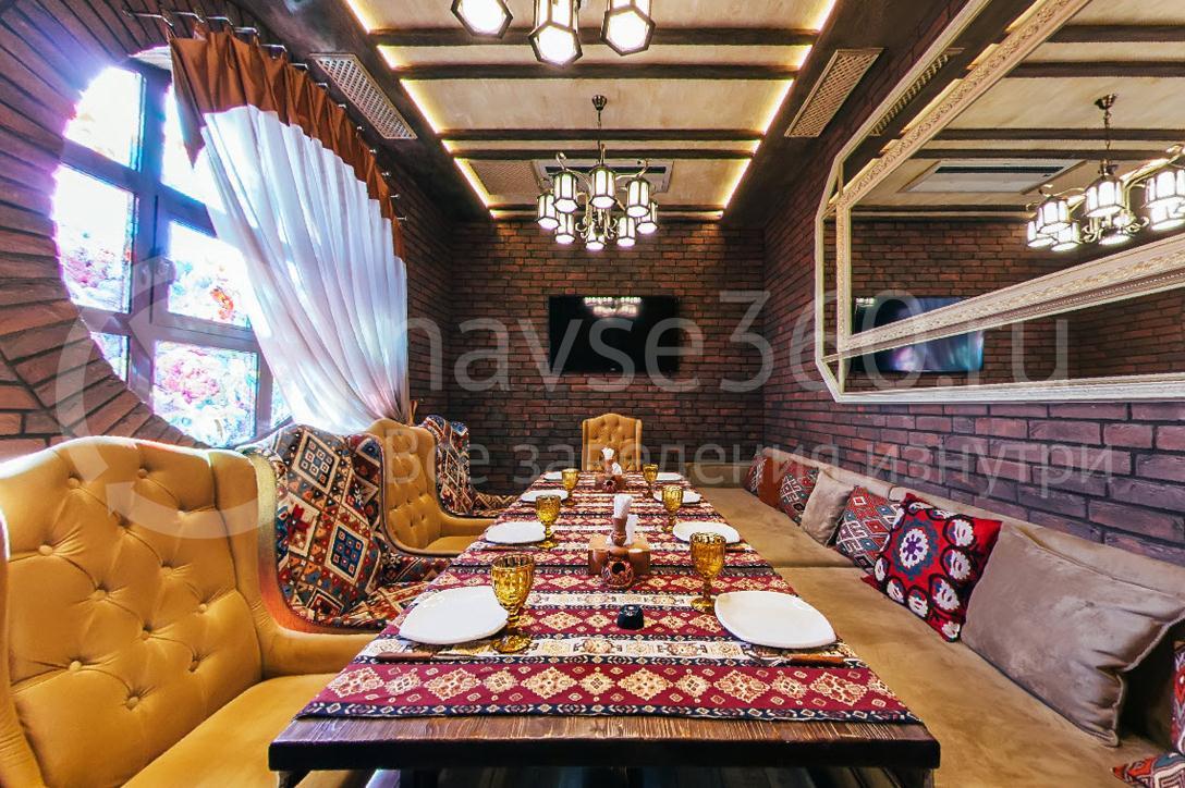 ресторан, банкетный зал старый город, краснодар 11