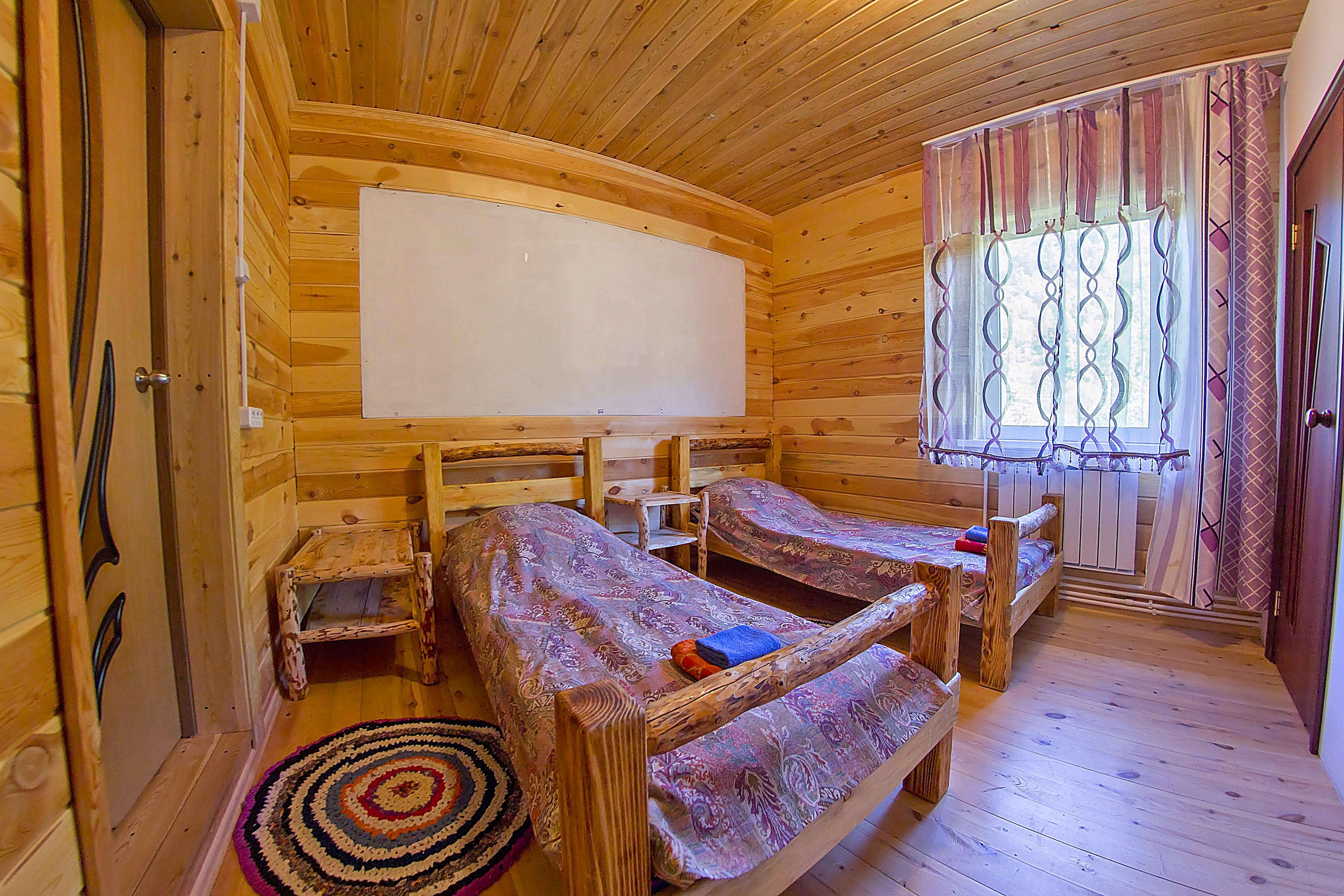 Гостевой дом на Байкале Обитаемый Остров