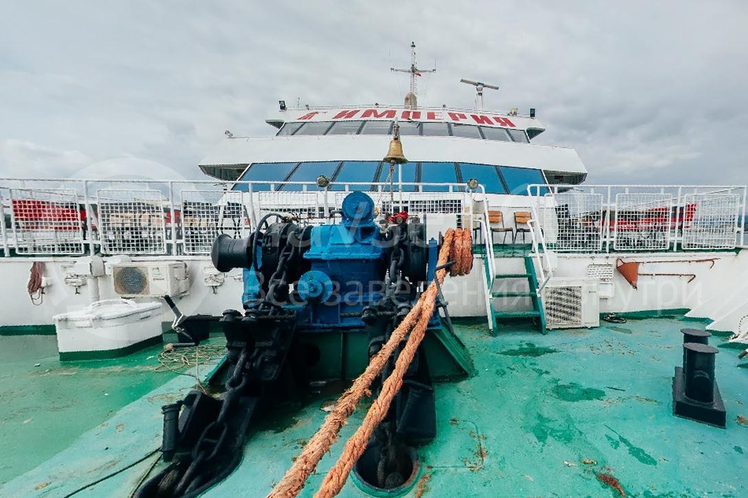 Империя, лайнер развлечения морские путешествия геленджик 12