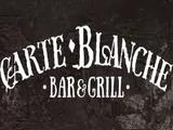 Carte Blanche, гриль-бар