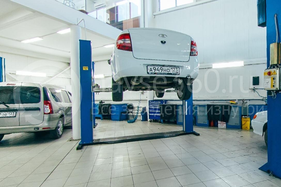 Первый лада центр автосалон краснодар 23