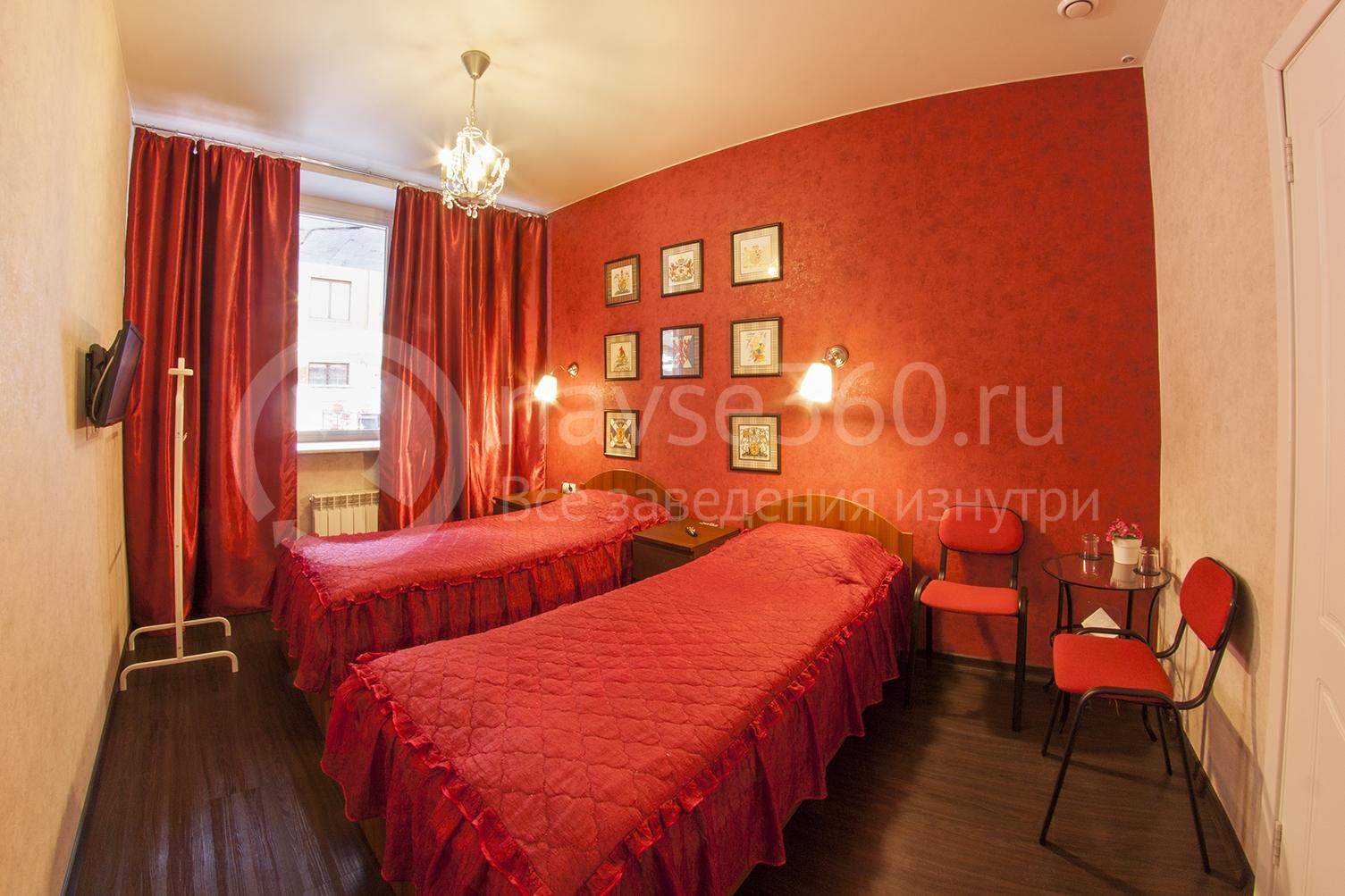 red hotel номер Эдинбург