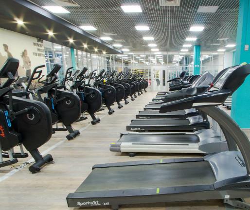 Maximus, фитнес-клуб